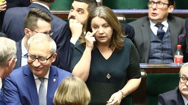 Joanna Lichocka została odwołana, ale może odzyskać swoją funkcję