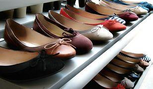 Wyeksponuj obuwie. Półki do przedpokoju