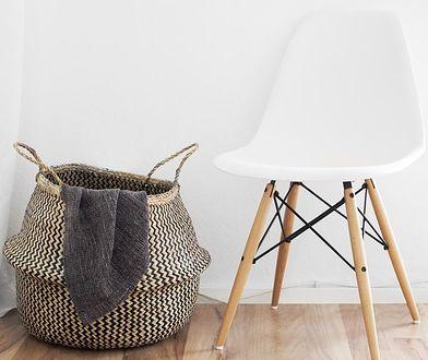 Fenomen prostoty. Białe krzesła do kuchni, jadalni i pokoju