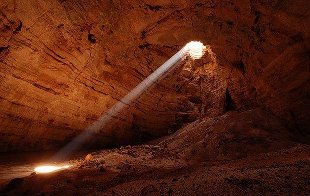 Podziemna atrakcja Omanu