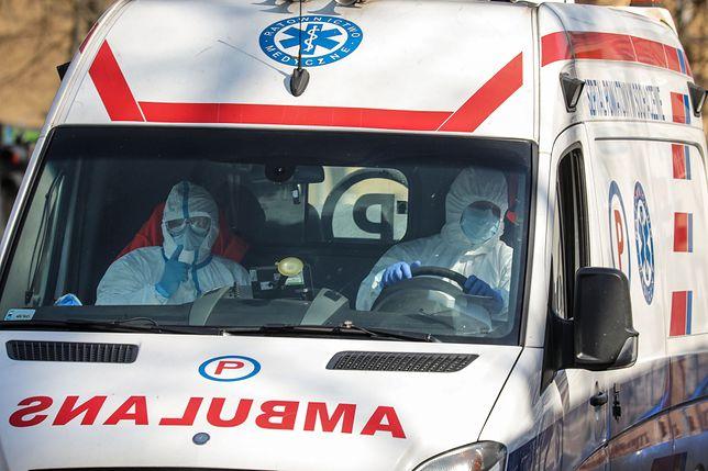 Koronawirus w Polsce. Nastolatka przez 6 godzin szukała miejsca w szpitalu