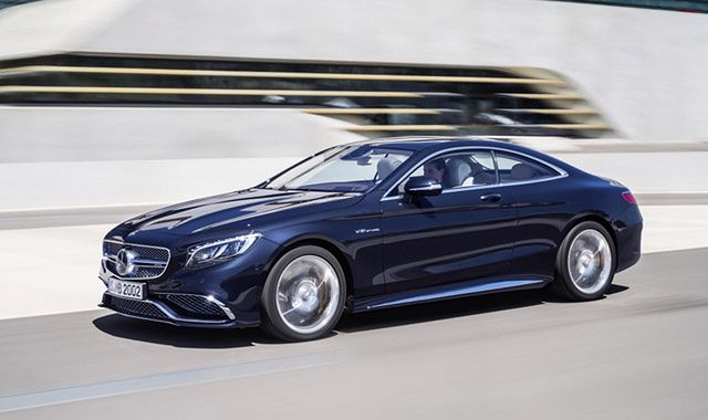 Mercedes S 65 AMG Coupe: luksus GT