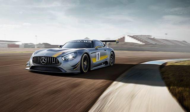 Mercedes-AMG GT3 zadebiutuje w Genewie