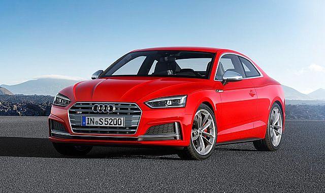 Rusza sprzedaż Audi A5 i S5