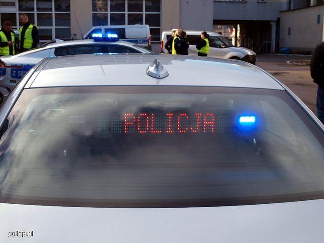 12-latek pod wpływem narkotyków uciekał autem przed policją