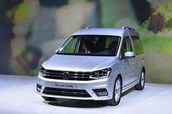 Nowy Volkswagen Caddy debiutuje w Poznaniu
