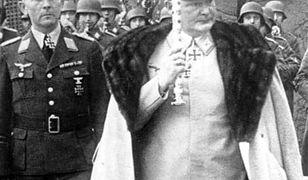Paul Conrath i Herman Göring (z prawej)