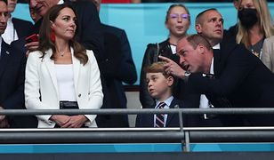 Księżna Kate i książę William z Georgem. Słodki widok? Mało kto wiedział, że najpierw się pokłócili