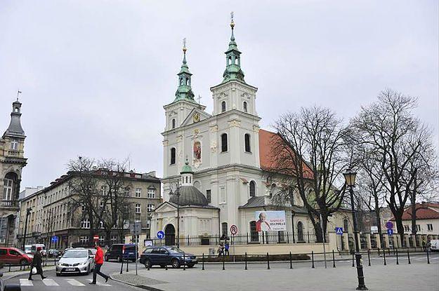 Bazylika św. Floriana w Krakowie będzie odnowiona przed ŚDM
