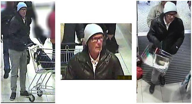 Poszukiwany przez niemiecką policję mężczyzna grozi zatruciem żywności w supermarketach