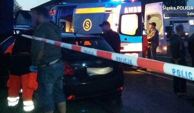 Policja wciąż poszukuje poszkodowanego