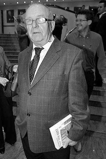 """Zmarł aktor Jerzy Turek, niezapomniany Jarząbek z """"Misia"""""""