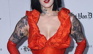Kat Von D to popularna tatuażystka