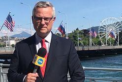 Marcin Wrona ma dwójkę dzieci. Internauci powaleni urodą jego córki