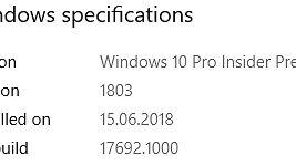 Windows 10 w kompilacji 17692, czyli kolejne usprawnienia Narratora oraz innych elementów systemu