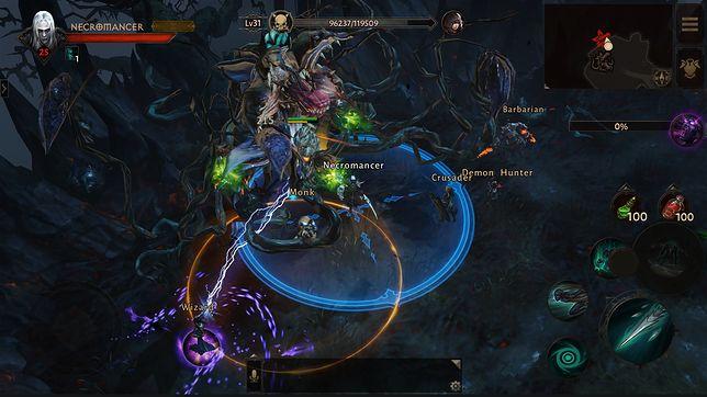 Gry hack and slash to niezwykle wciągająca walka z kolejnymi falami wrogów.