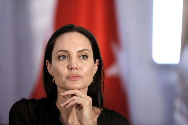 Angelina Jolie chce się przeprowadzić z dziećmi do Syrii?