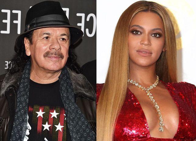 """Carlos Santana bezlitośnie o Beyonce: """"Nie jest prawdziwą wokalistką"""""""