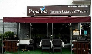 Nowe miejsca: Papalina