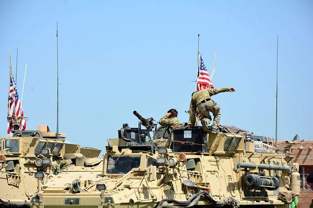 """USA wycofują wojsko z Syrii. """"ISIS został pokonany"""""""