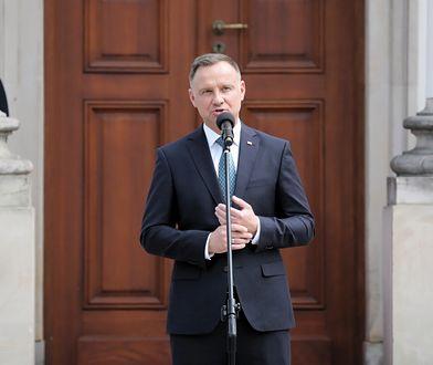 """Spotkanie Biden-Duda. """"Wszystko zależy od Kaczyńskiego"""""""