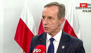 Marszałek Tomasz Grodzki o łuku triumfalnym: przypomina otwieracz do piwa