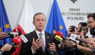 Tomasz Grodzki o ustawie kagańcowej: myślę, że PiS się wycofa
