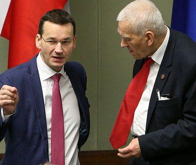 "Kornel Morawiecki apeluje. ""Ta danina powinna pociągać za sobą konsekwencje"""