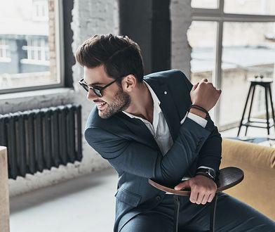 Elegancki strój może być modny i ciekawszy