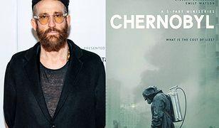 "Johan Renck, reżyser serialu ""Czarnobyl"""