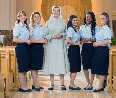 Pięć młodych dziewczyn wstąpi do klasztoru