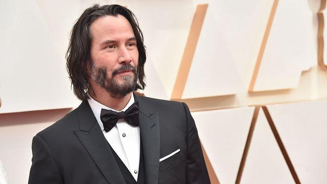 Keanu Reeves cieszy się bardzo dobrą opinią wśród internautów