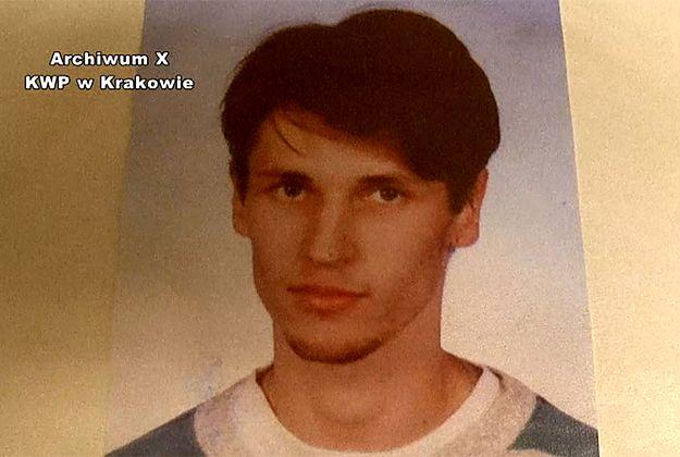 Policja: zaginiony 20 lat temu student Robert Wójtowicz został zamordowany