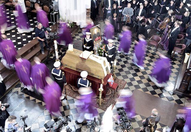 W bazylice w Gdańsku-Oliwie pochowano abp. Gocłowskiego