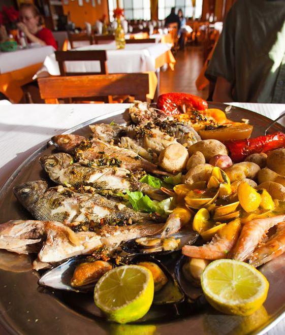 Wyspy Kanaryjskie - kuchnia