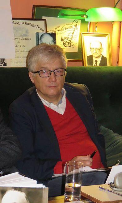 Jan Ordyński jest pochodzącym z Polski publicystą i dziennikarzem.