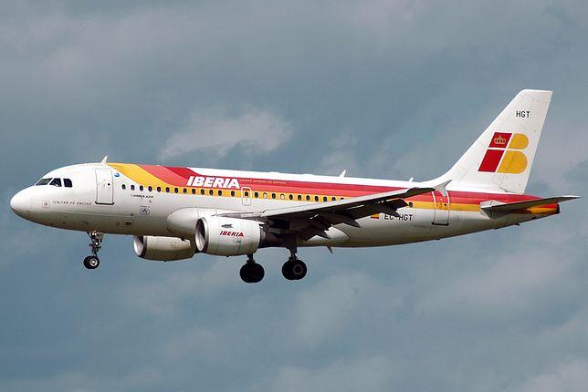 Flota Iberii składa się aktualnie z Airbusów
