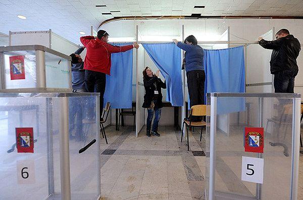 Przygotowanie lokalu na referendum