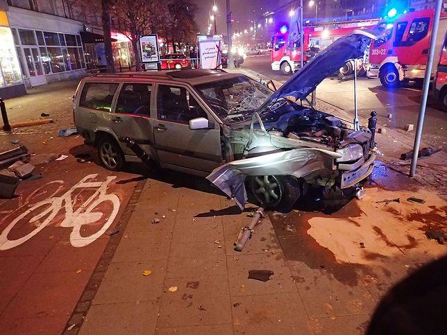 Zabił 2 osoby w centrum Warszawy. Zapadł wyrok