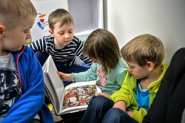 Podaruj książki dla dzieci w szpitalach
