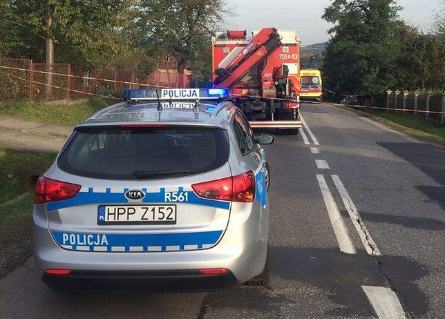 Sprawca wypadku był trzeźwy i posiadał uprawnienia do kierowania.