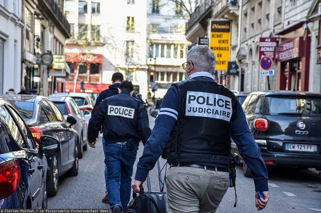 Francuska policja udaremniła atak neonazistów na lożę masońską/ Zdjęcie ilustracyjne