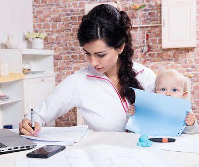 Powrót do pracy po urlopie macierzyńskim. Jak sobie poradzić i jak przygotować dziecko?