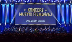 Artystyczny sukces Koncertu Muzyki Filmowej Wojciecha Kilara w hali Torwar