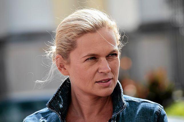 Barbara Nowacka angażuje się w walkę o prawa kobiet