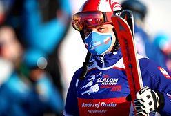 """Najnowszy sondaż ws. Andrzeja Dudy. Szymon Hołownia: """"Mamy uśmiechniętego narciarza"""""""