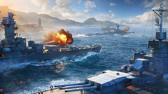 """Twórcy """"World of Warships"""" dają nam kolejny powód, aby sięgnąć po ich grę"""