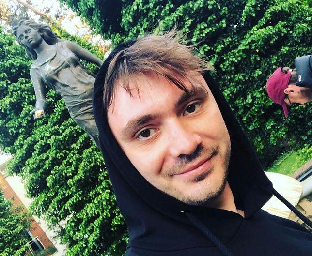 Daniel Martyniuk nie ukrywa się z nową miłością.