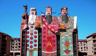 Chiny - jeden z najdziwniejszych budynków na świecie
