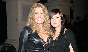 Beata Kozidrak i Agata Pietras w 2007 r.